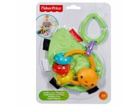 Fisher-Price - Kattogó Hernyó rágóka