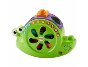 Fisher-Price - Éneklő csigabiga
