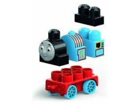 Mega Bloks - Thomas, építhető mozdonyok