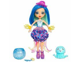 EnchanTimals Jessa baba medúzával