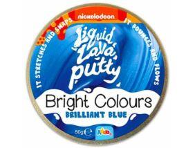 Intelligens putty gyurma - Élénk színek - Kék