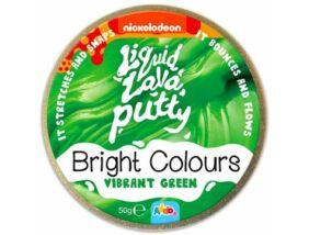 Intelligens putty gyurma - Élénk színek - Zöld