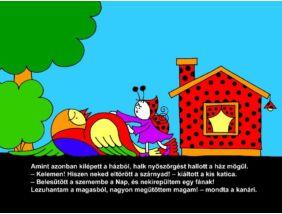 Diafilm - Bogyó és Babóca rokonai Bogyó és Babóca