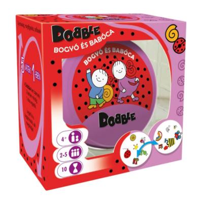 Dobble - Bogyó és Babóca kártyajáték