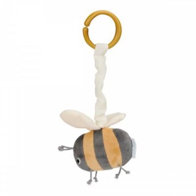Little Dutch - felhúzható plüss - méhecske