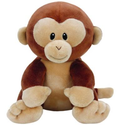 Baby plüss figura - majom - 24 cm