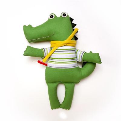 Miaszösz - Csíkos krokodil legény