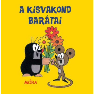 A kisvakond barátai - pancsolókönyv