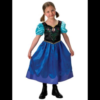 Jégvarázs Classic utazó Anna hercegnő gyerekjelmez