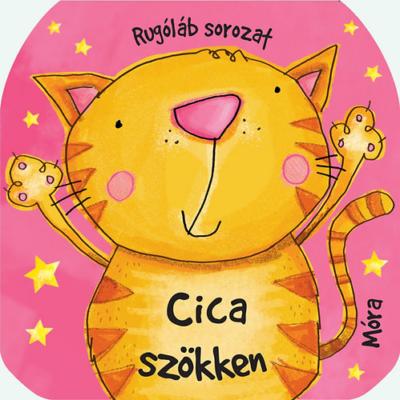 Cica szökken - Rugóláb sorozat