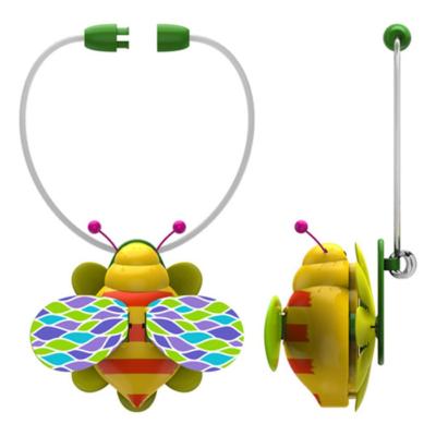 Táncoló Virágvarázs méhecske - nyaklánc