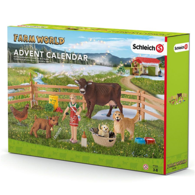 Schleich - Adventi naptár - Farm