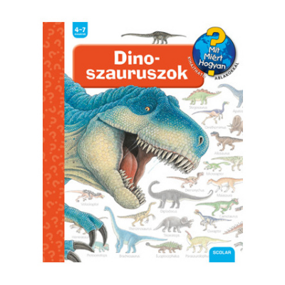 Ravensburger - Dinoszauruszok