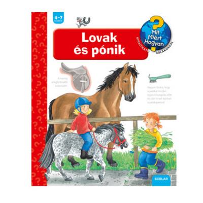 Ravensburger - Lovak és Pónik