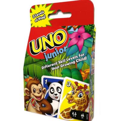 UNO Junior kártya