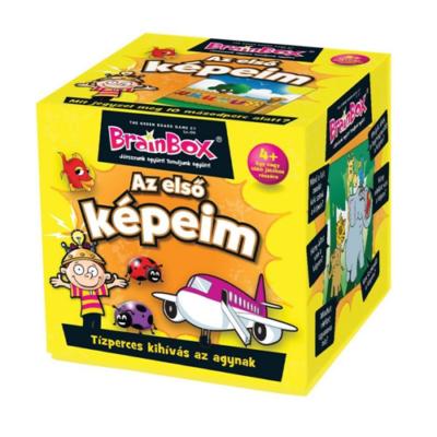 BrainBox - Első képeim társasjáték