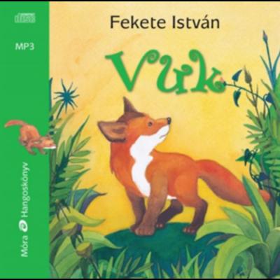 Vuk - hangoskönyv