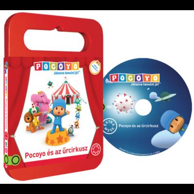 POCOYO DVD - Pocoyo és az űrcirkusz