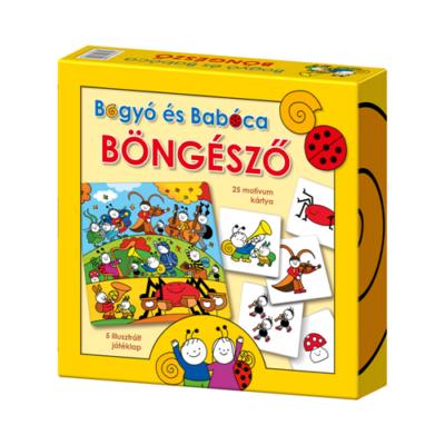Bogyó és Babóca - Böngésző játék