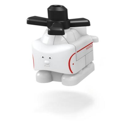 Mega Bloks - Thomas, építhető mozdonyok - Harold