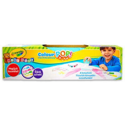 Crayola - Colour POP! Irka-firka szőnyeg