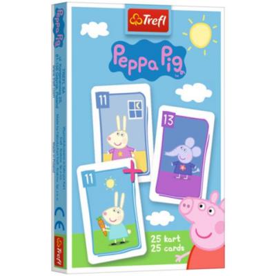 Trefl - Peppa malac - Fekete Péter kártyajáték