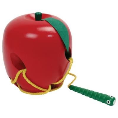 Fajáték - Fűzőcske - alma