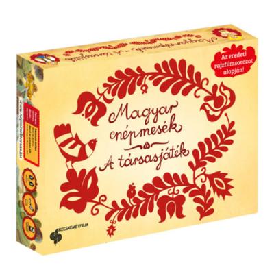 Magyar népmesék társasjáték