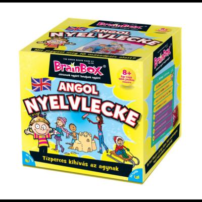 BrainBox - Angol nyelvlecke társasjáték