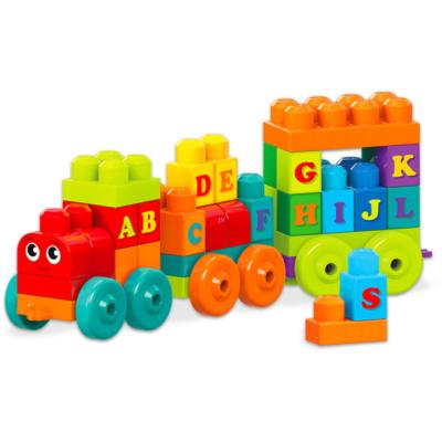 Mega Bloks - ABC tanuló vonat