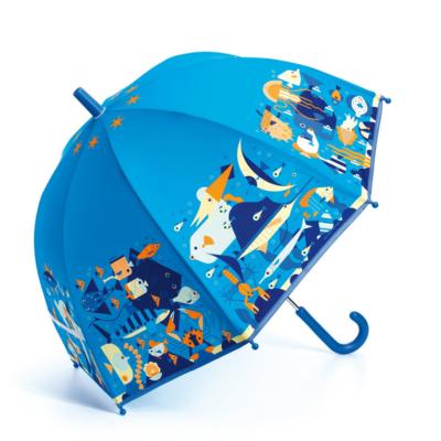 Djeco - Esernyő - Tenger világa