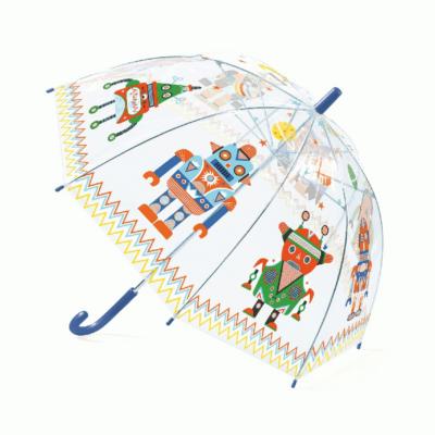 Djeco - Esernyő - Robotok