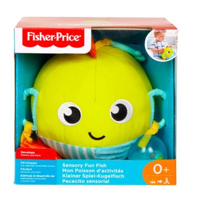 Fisher-Price - Fejlesztő vicces halacska