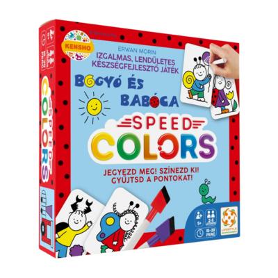 Bogyó és Babóca - Speed Colors társasjáték