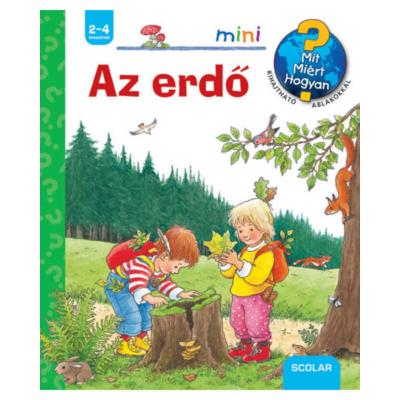Ravensburger Mini - Az erdő