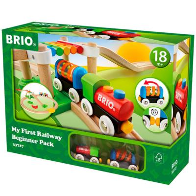Brio - Első nagy kezdőszettem