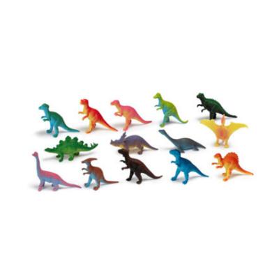 Dinoszaurusz figurák - 14 db-os készlet
