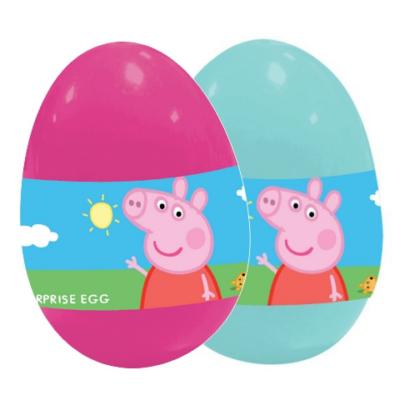 Peppa malac meglepetés tojás - kék