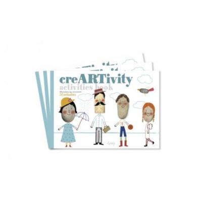 Londji - Művészi füzet - Légy kreatív!