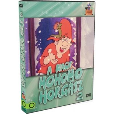 A nagy ho-ho-horgász 2. DVD