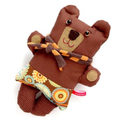 Miaszösz - Felni, a medve csíkos harisnyában