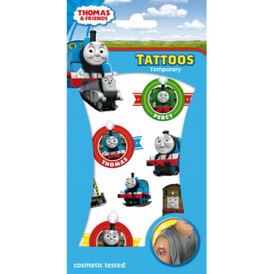 Thomas, a gőzmozdony - Tetováló Matrica