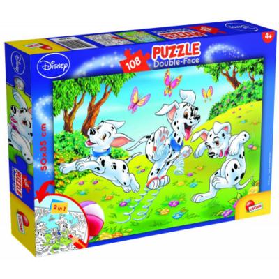 Disney - 101 kiskutya Puzzle - 250 db-os