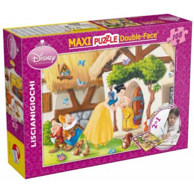 Disney - Hófehérke - Maxi Puzzle - 108 db-os