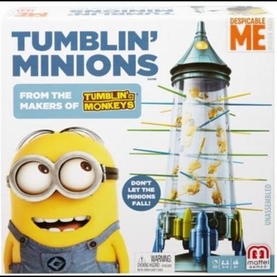 Minions, Minyon - Bukfencező minyonok társasjáték