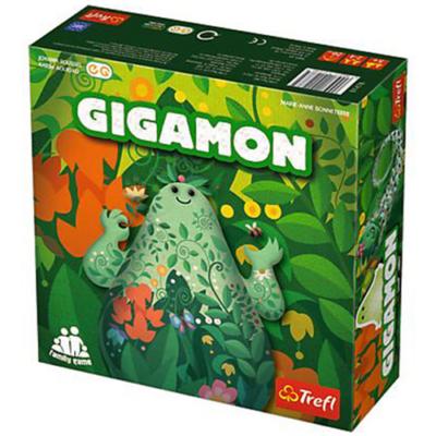 Trefl - Gigamon társasjáték