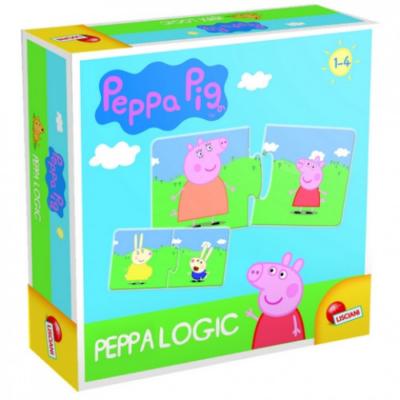 Peppa Malac - Logikai párosítójáték