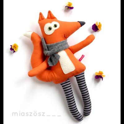 Miaszösz - Kalamajka, csíkos harisnyás róka