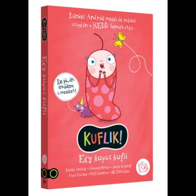 KUFLIK DVD 1. -  Egy kupac kufli - Pofánka dísztokban