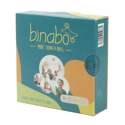 Binabo építőjáték 36 db-os készlet